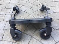 O baby buggy Board