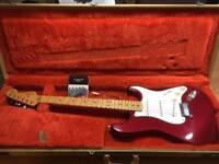 Fender USA 1990 Yngwie Malmsteen Strat