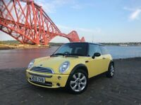 Mini Cooper 1.6 3dr Hatch..Only 71,000 Miles..MOT'd May 2019..2 Owners..New Rear Brakes..Great Tyres