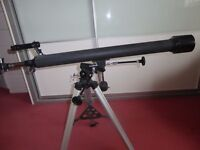 Celestron Firstscope 60 EQ Refractor Telescope Model #21066-WOS-A