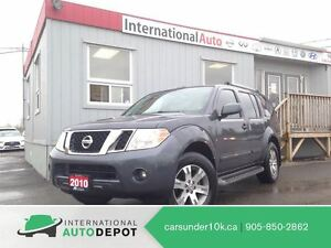 2010 Nissan Pathfinder SE | BACK-UP CAM | MOONROOF