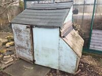 Chicken Coup - Free to collector