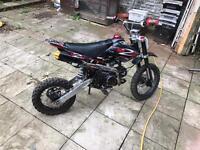 110cc M2R pitbike £350 Ono