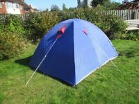 2 Person Valle Dome Tent
