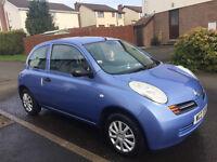 Nissan Micra - 2004 - £825