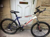 Kona cinder conr mountain bike