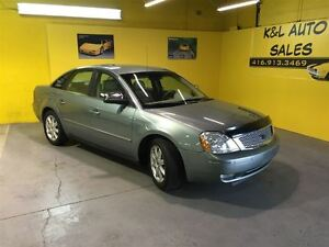 2006 Ford Five Hundred Limited ~ LEATHER ~ HEATED SEATS ~ PARKIN