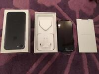 iPhone 7, space black, 32gb, new boxed