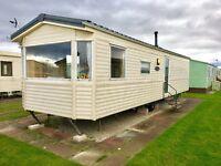 Family static caravan for sale at 4 Star Regent Bay - 3 bedrooms