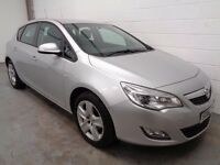VAUXHALL ASTRA , 2010 REG , ONLY 31000 MILES + FULL HISTORY , YEARS MOT, FINANCE AVAILABLE, WARRANTY