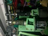 Agie CNC wire machine harmonic drive motors
