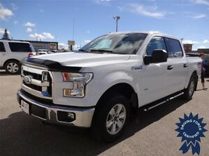 2015 Ford F-150 XLT 4x4 - Shortbox, Keyless Start, 25,274 KMs