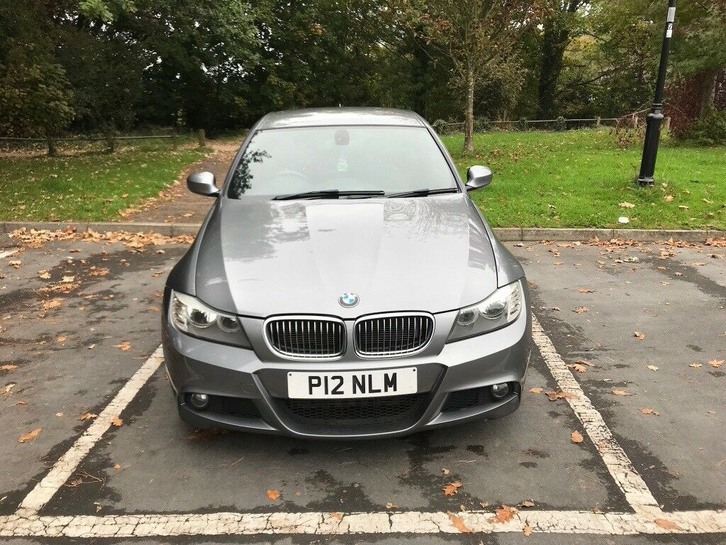 BMW 320d M Sport business edition, Full service history, 12 mth MOT 4 new tyres and serviced in oct