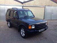 1999 Land Rover Discovery, 2.5 TD5, 223k, MOT June 2017