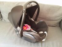 Maxi-Cosi Cabriofix Group 0+ Infant Carrier Car Seat - Black
