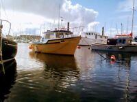 24ft Fishing boat