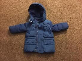 Tommy Hilfiger coat 9-12m