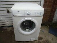 Washing machine. 1200 spin 6KG Zanussi Electrolux in perfect working order