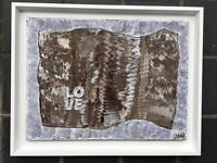Abstract Painting Canvas Textured LIORA