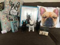 FRENCH BULLDOG HOUSEHOLD ITEMS