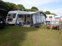 Dorema Daytona Full Awning in excellent condition