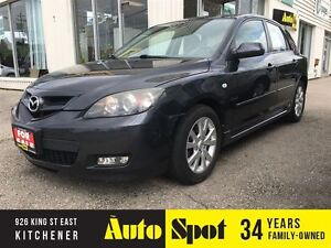 2007 Mazda MAZDA3 GS NICE CAR!/PRICED FOR A QUICK SALE