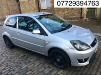 2006 Ford Fiesta 1.6 Zetec S 3dr # 1 YEARS MOT # Reversing Camera # New Disc and pads # New Springs