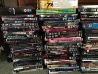 101 Assorted DVDs