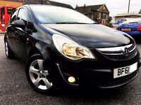 2011 VAUXHALL CORSA 1.2 SXI , EXCELLENT CONDITION, 3 MONTH WARRANTY, PART EXCHANGE WELCOME