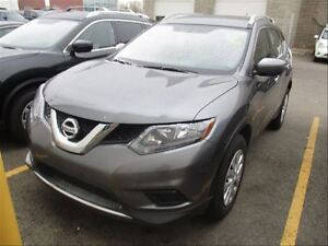 2016 Nissan Rogue S  AWD  Bluetooth  Cruise