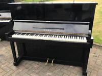 Kawai K8 Black upright |Belfast Pianos |Free Delivery