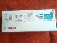 Brand New Unopened Bosch Allstar II Steam Iron