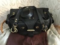 Mulberry Emmy in Black * REDUCED to £90 *