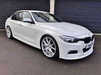 2014 BMW 320D M SPORT M PERFORMANCE KIT NOT 325D 330D 335D AUDI A3 A4 A5 A6 S LINE PASSAT C220 AMG