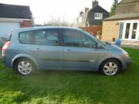 Renault Grand Senic 7 Seats, AUTOMATIC 56 PLATE Low Miles Full Service History