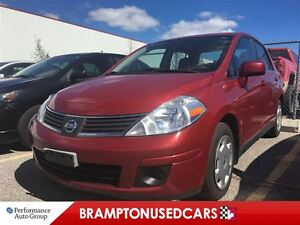 2007 Nissan Versa BACK TO SCHOOL  SPECIAL