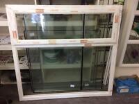 White pvcu window new condition, 1350 x 1455, cost £260, sell for 100