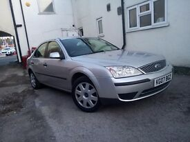 Ford mondeo 1.8 petrol