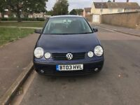 Volkswagen Polo 1.4 TDI (12 MONTHS MOT, CAMBELT CHANGED)