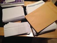 400 Envelopes for £10