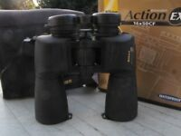 NIKON Action EX 16X50 Waterproof Binoculars - Brand New!
