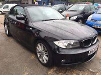 BMW 1 Series 2.0 118d M Sport 2dr£7,250 p/x welcome FREE 12 MONTH WARRANTY,NEW MOT