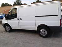 Ford transit 130 t330 rwd 2.4 Cdti may px smaller van