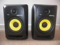 KRK RP6 G3 Rokit G3 Powered 2-Way Active Studio Monitors / Speakers.