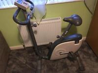 Domyos stationary training bike mint condition