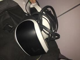 Playstation Virtual Reality Headset +Games and Move.