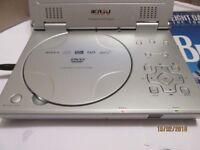 Ikasu Portable DVD Player