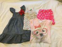 Girls size 3 bundle
