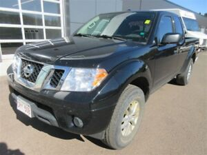 2014 Nissan Frontier SV! 4X4! ALLOYS! BLUETOOTH! ONLY 52K!