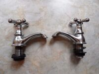 TAPS USED - FOUR PAIRS - AS SEEN - TO CLEAR - NEW LOW PRICE.